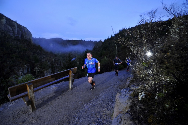 100 is a lot of kilometres David (or the Taupo Ultra race report)