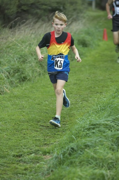 Junior XC Squad, Tuesdays 5.15pm-6pm