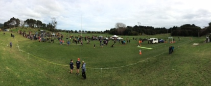 Kāpiti Inter-Schools Cross Country