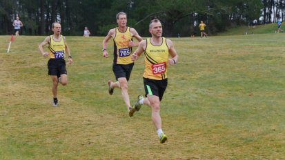 North Island Cross Country Champs, 7 July2018