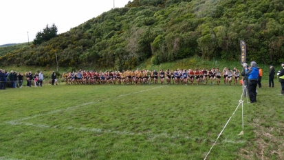 NZ National XC Champs – MEDALS!