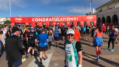 Massive PB for Kylie Walker at City2Surf!